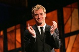 Jude Law applauds the evening's honorees including...