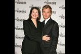 DGA Honoree Sherry Lansing and presenter Jude Law.