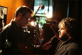 Peter Jackson does a quick interview.