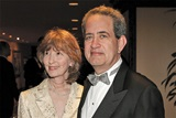 DGA National Executive Director Jay D. Roth and wife Sherry Grant.