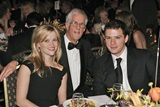 DGA President Michael Apted (center) with actors Reese Witherspoon and Ryan Phillippe.