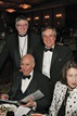 Show Director Jim Drake, Host Carl Reiner and DGA Awards Committee Chair Howard Storm.