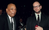 DGA First Vice President Paris Barclay and National Vice President Steven Soderbergh