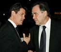 Brolin chats with 1986 and 1989 DGA Feature Film Award winner Oliver Stone.