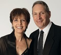 DGA Fourth Vice President Gary Donatelli and his sister Claudia Cano.