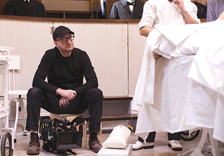 DGAQ Interview Steven Soderbergh The Knick