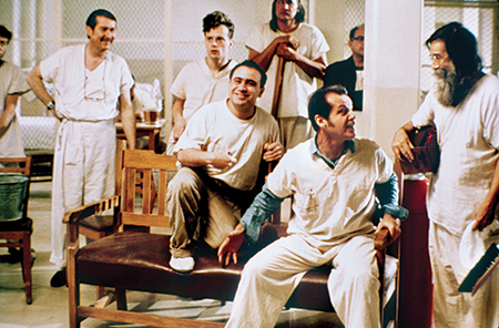 DGAQ Screening Room One Flew Over the Cuckoos Nest