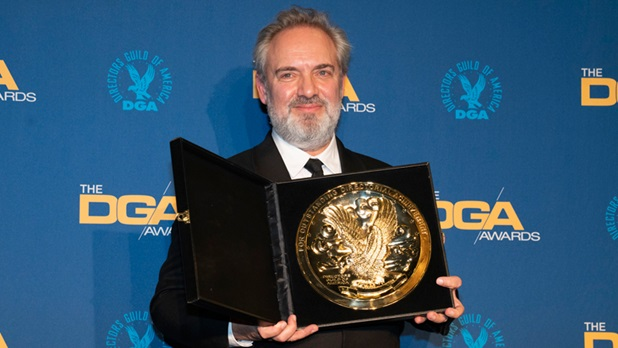 72nd DGA Award Winner Sam Mendes