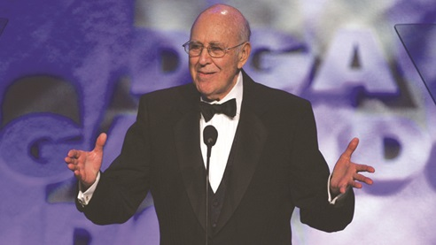 DGA Quarterly Winter 2006 Funny Business Carl Reiner