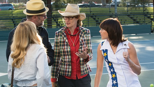 DGA Quarterly Magazine Directing Sports Valerie Faris Jonathan Dayton Battle of the Sexes