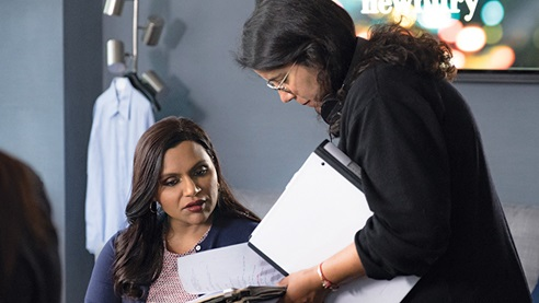 DGA Quarterly Spring 2019 Indie Voice Director Nisha Ganatra