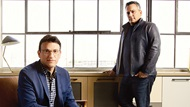 DGA Quarterly Spring 2019 The Russo Brothers Director Anthony Russo Director Joe Russo