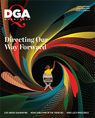DGA Quarterly Magazine Summer 2020