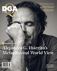 DGA Quarterly Magazine Winter 2019 Issue