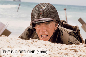 THE BIG RED ONE directed by Sam Fuller