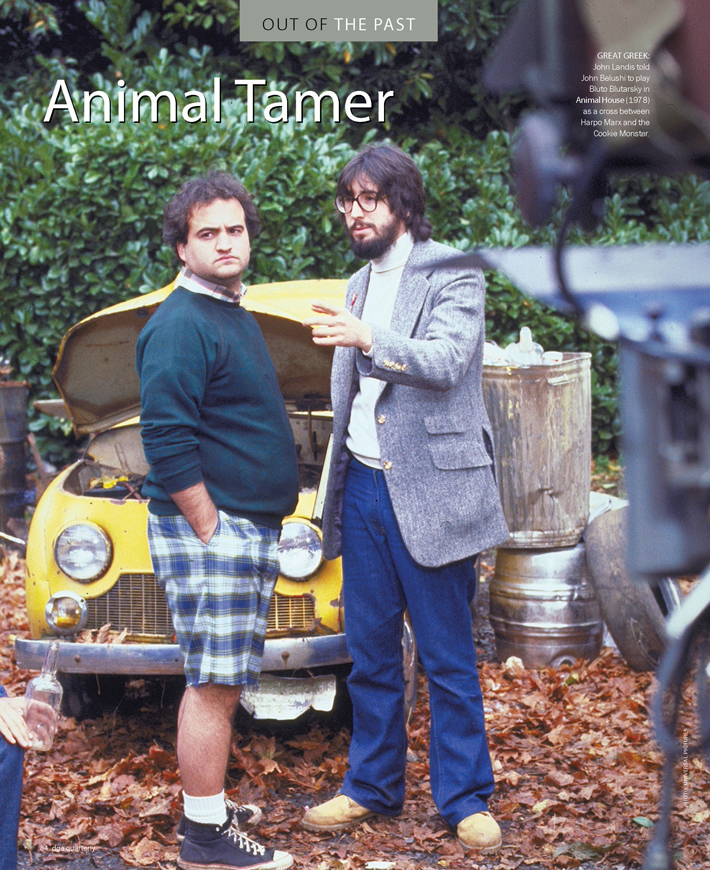 Out of the Past - Animal House